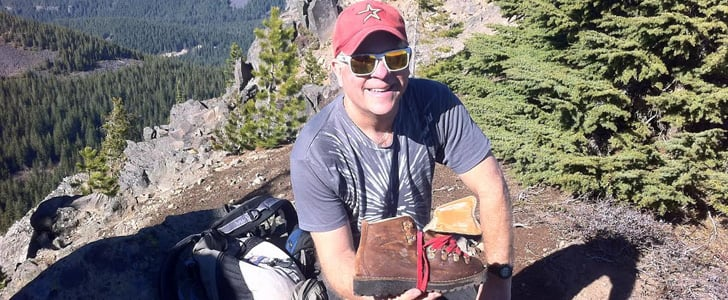 Man Finds Reese Witherspoon's Boot From Wild