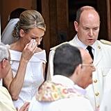 Princess Charlene Runaway Bride