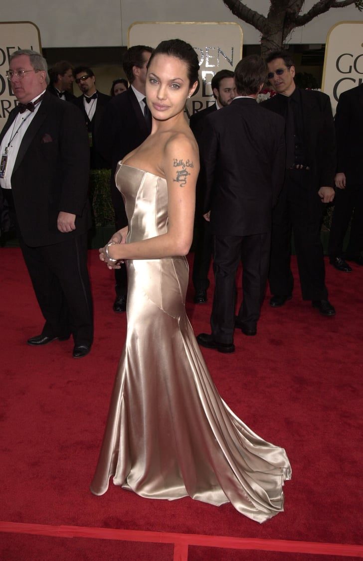 2001 Angelina Jolie Through The Years Popsugar