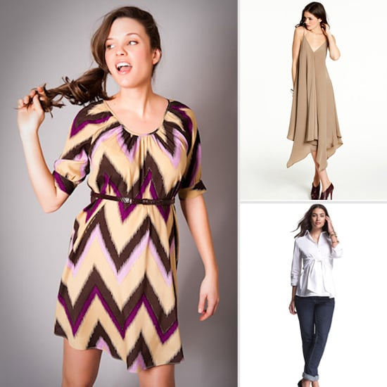 Maternity Clothes Inspired by Runway Style
