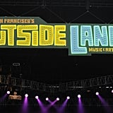 "Outside Lands extended its ""Lands"" name to other attractions like ""Wine Lands"" and ""Beer Lands."""