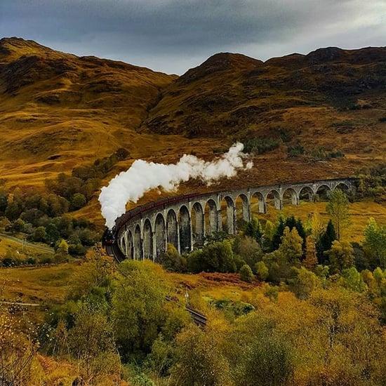 Scenic Train Rides in the UK