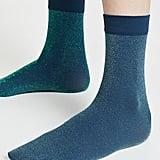 Wolford Sea Sparkle Socks