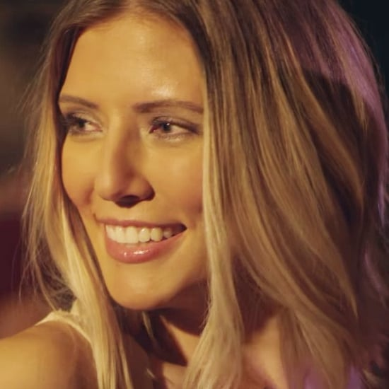 Danielle From The Bachelor in Cole Swindell's Music Video