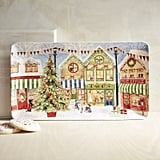Christmas Village Serving Platter ($25)