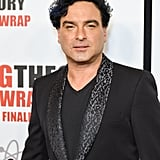 Johnny Galecki in Real Life