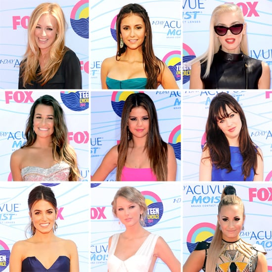 Teen Choice Awards Pictures 2012