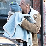 Blue Ivy Is Totally a Daddy's Girl