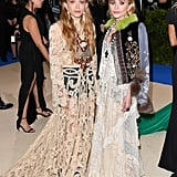 Mary-Kate and Ashley Olsen — 2017