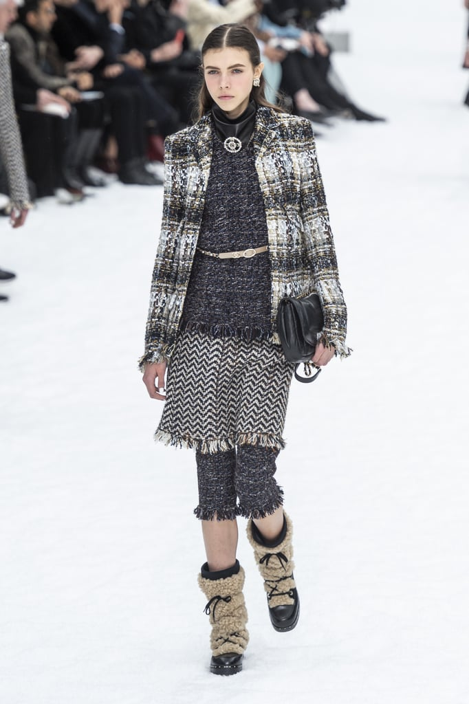Chanel Fall 2019 Runway Pictures Popsugar Fashion Photo 20