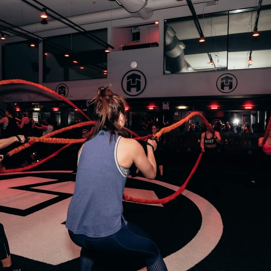 I Tried the Toughest Workout in NYC — Tone House