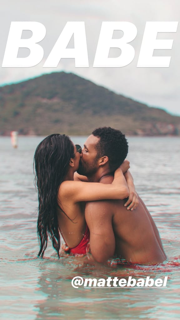 Surprise: Shay Mitchell and Matte Babel are going to be parents! The couple — who were first linked together in January 2017 — announced this past Summer that they're expecting their first child together after Shay revealed she had a miscarriage in 2018. Shay and Matte (who currently works for Drake's DreamCrew management and entertainment group and is a former Entertainment Tonight Canada reporter) have been going strong for over two years now, and the 32-year-old actress often gives fans a glimpse into their romance on YouTube. From basketball games to trips around the world, Shay and Matte really do go on the best dates. See some of their cutest moments ahead!      Related:                                                                                                           These Scorching-Hot Pictures of Shay Mitchell Will Leave You in a Cold Sweat