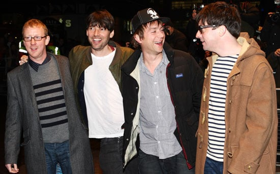 Photos from Blur Documentary Premiere No Distance Left to Run Including Damon Albarn Talking About Heroin and Noel Gallagher