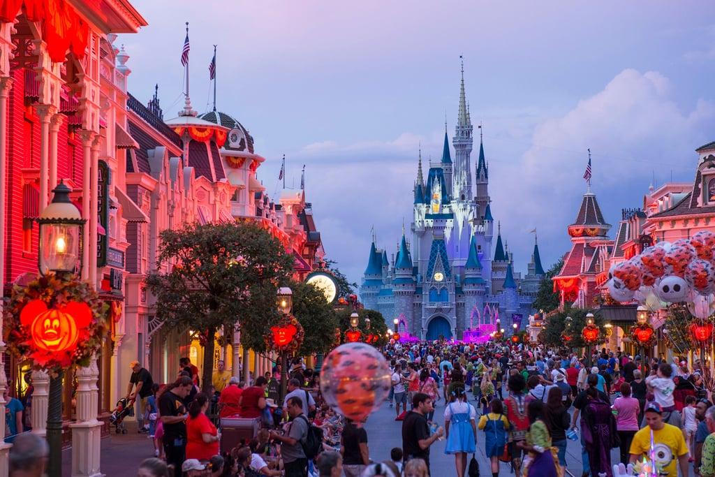 Mickey\'s Not-So-Scary Halloween Disney World Dates 2018 | POPSUGAR Home