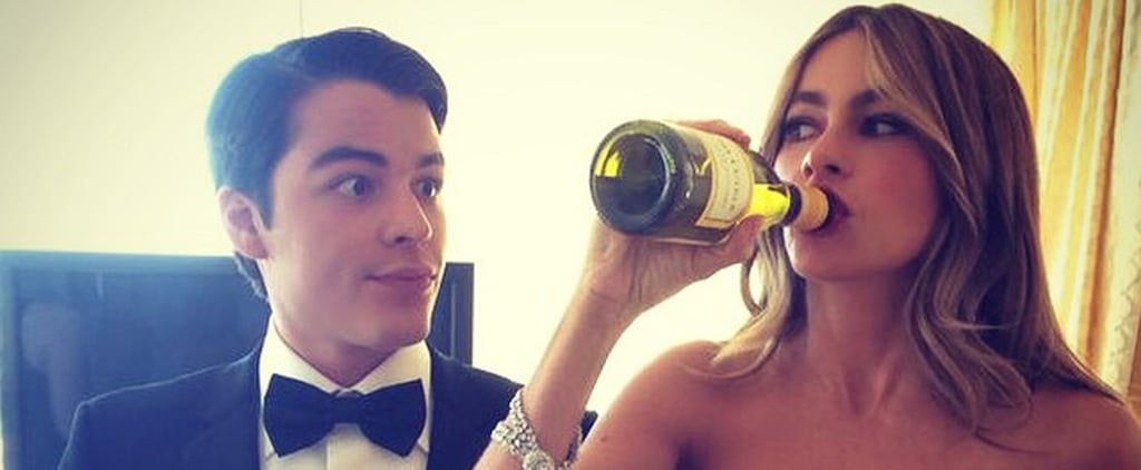 10 Cute Pictures of (Hottest Mom Ever) Sofia Vergara With Her Son, Manolo