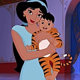 Jasmine as a Mom