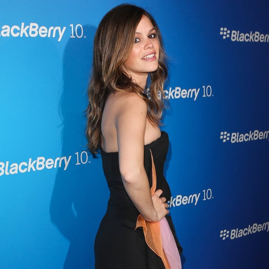 Add Rachel Bilson to the list of stars wearing Raf Simons for Dior on the red carpet.