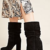 Anthropologie Splendid Slouchy Mid-Calf Boots