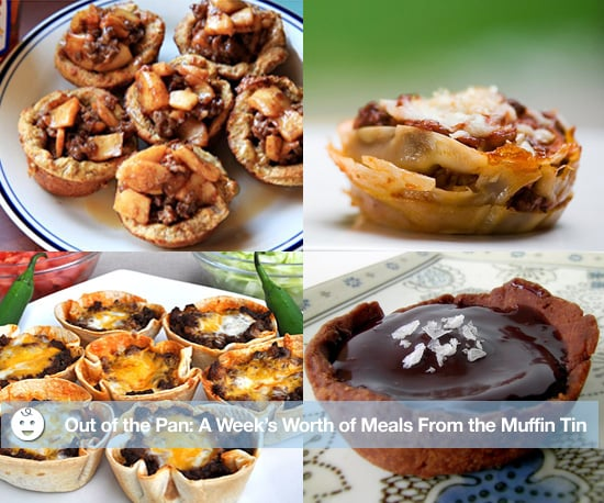Muffin Tin Meal Recipes
