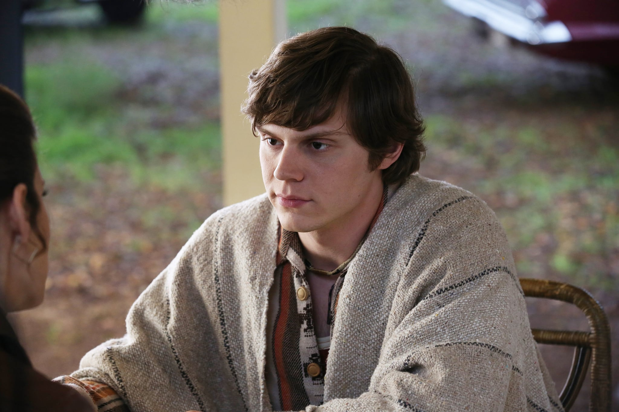 Who Does Evan Peters Play in American Horror Story ...