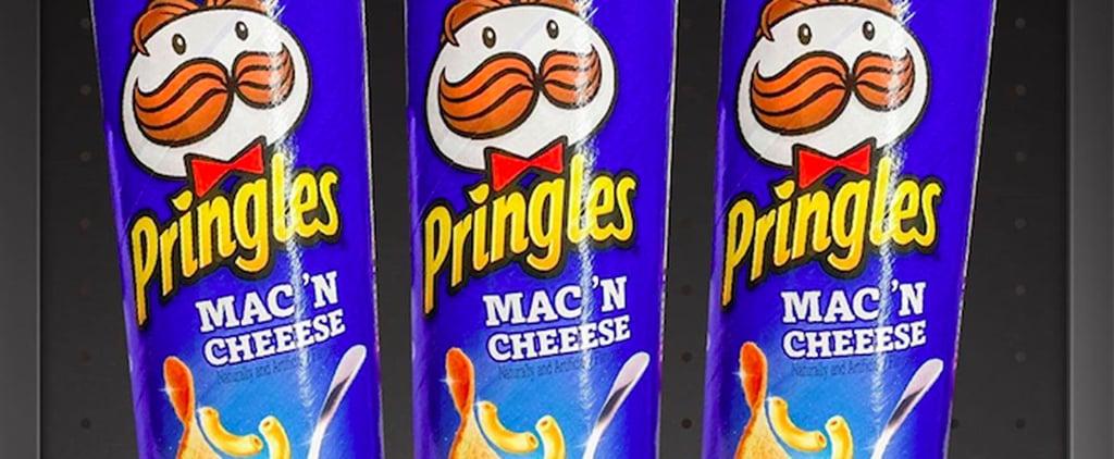 Mac and Cheese Pringles