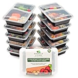 Emerald Living Meal Prep Containers