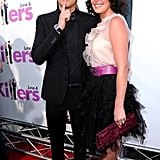 Pictures From Killers Premiere