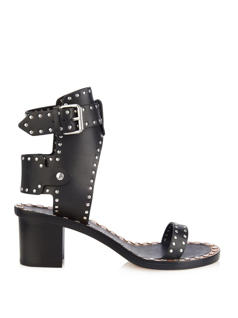 A walkable heel is a Summer necessity, which make these Isabel Marant sandals ($990) a worthy splurge — as functional as they are downright cool. — HM