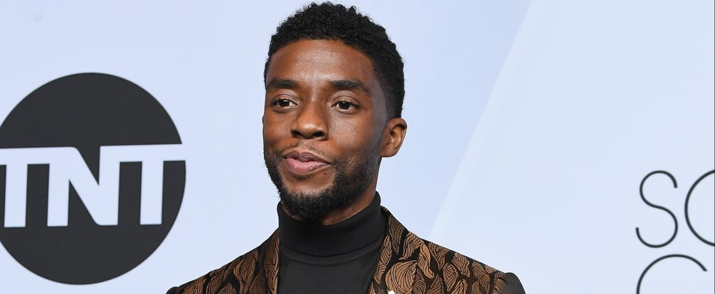 Chadwick Boseman's Quote on Black Panther at SAG Awards 2019