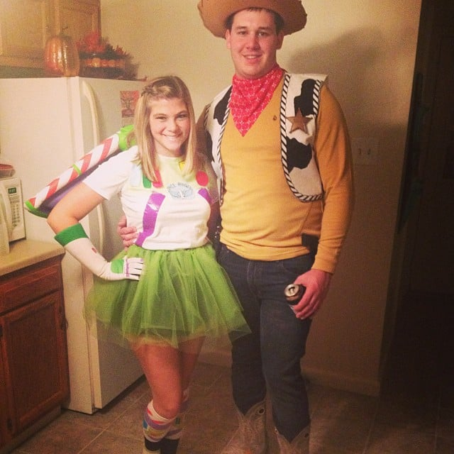 sc 1 st  POPSUGAR Australia & DIY Disney Costumes for Couples | POPSUGAR Australia Love u0026 Sex