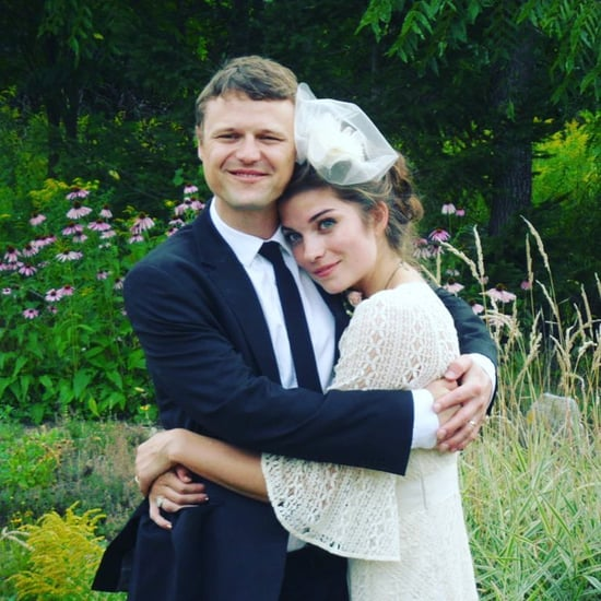 See Annie Murphy Cutest Pictures With Husband Menno Versteeg