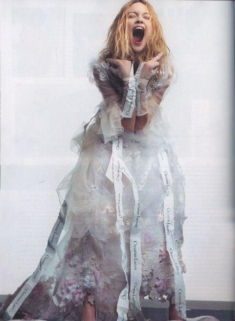 holy hysteria brides popsugar fashion