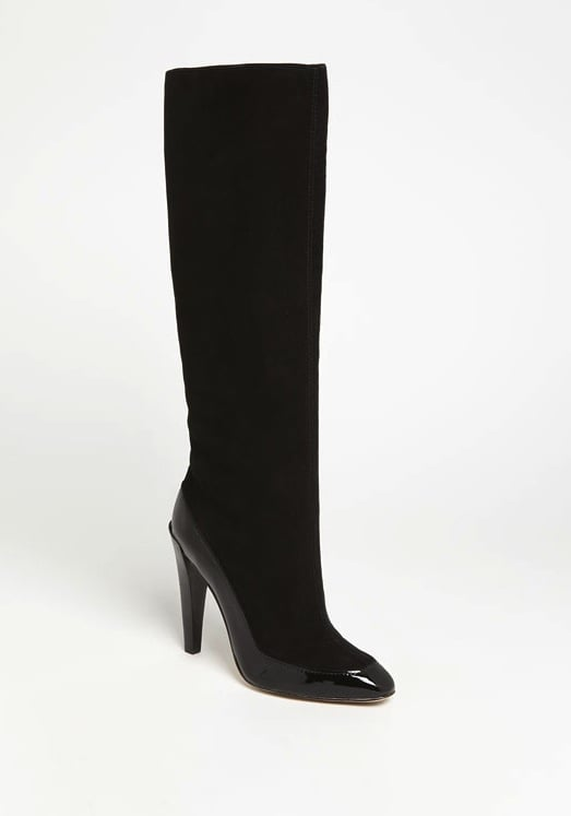 If you want something a little less pricey, these Diane von Furstenberg over-the-knee boots ($249, originally $498) are also a fabulous find.