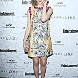 The Brand Also Dressed Her For EW's Party at the Chateau Marmont