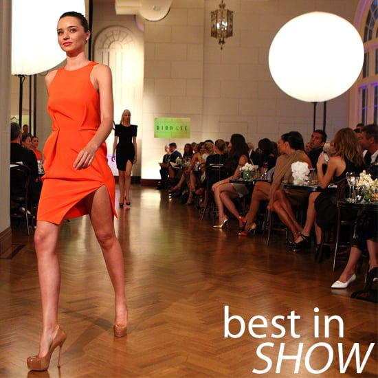 Pictures of David Jones Autumn Winter 2012 Fashion Show: Our Top Looks as Worn by Miranda Kerr, Montana Cox & more!