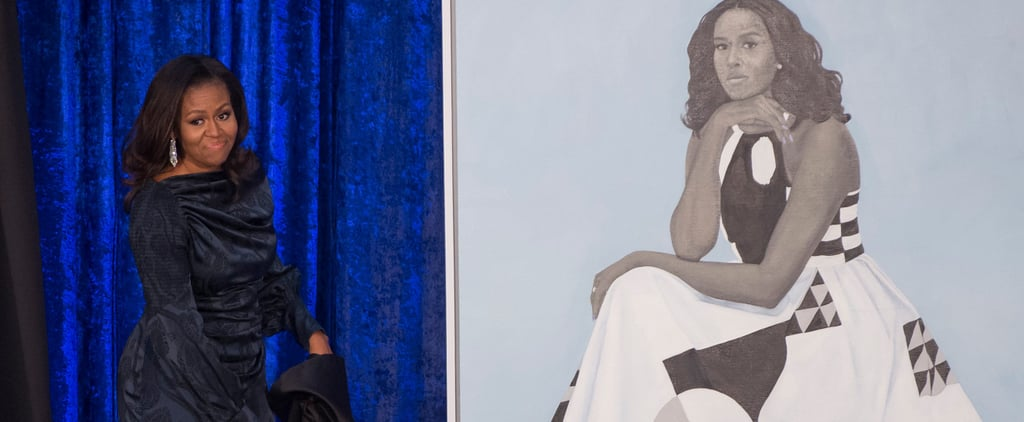 Well, Damn! Michelle Obama's Portrait Is So Popular, It's Moving to a Better Spot