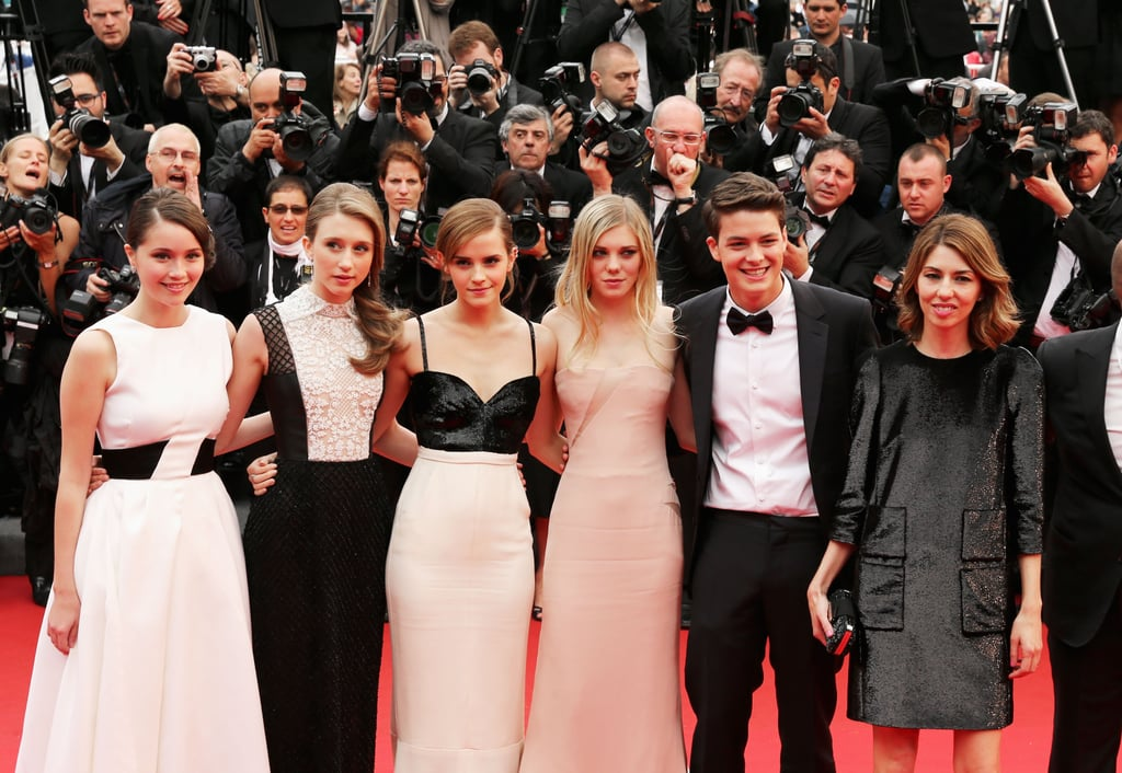 The Bling Ring at the Cannes Film Festival 2013