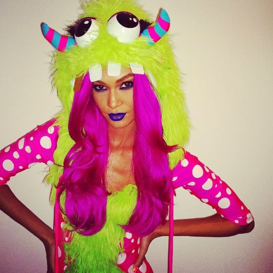 Victoria's Secret Models' Halloween Costumes