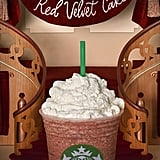 Do You Want to Try: Red Velvet Cake Crème Frappuccino Blended Crème