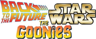 Star Wars, The Goonies, Back to the Future on Blu-Ray