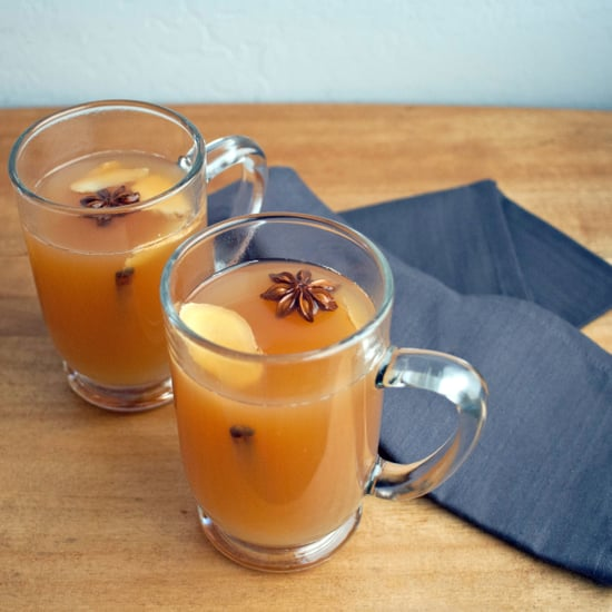 Hot Apple Cider With Alcohol