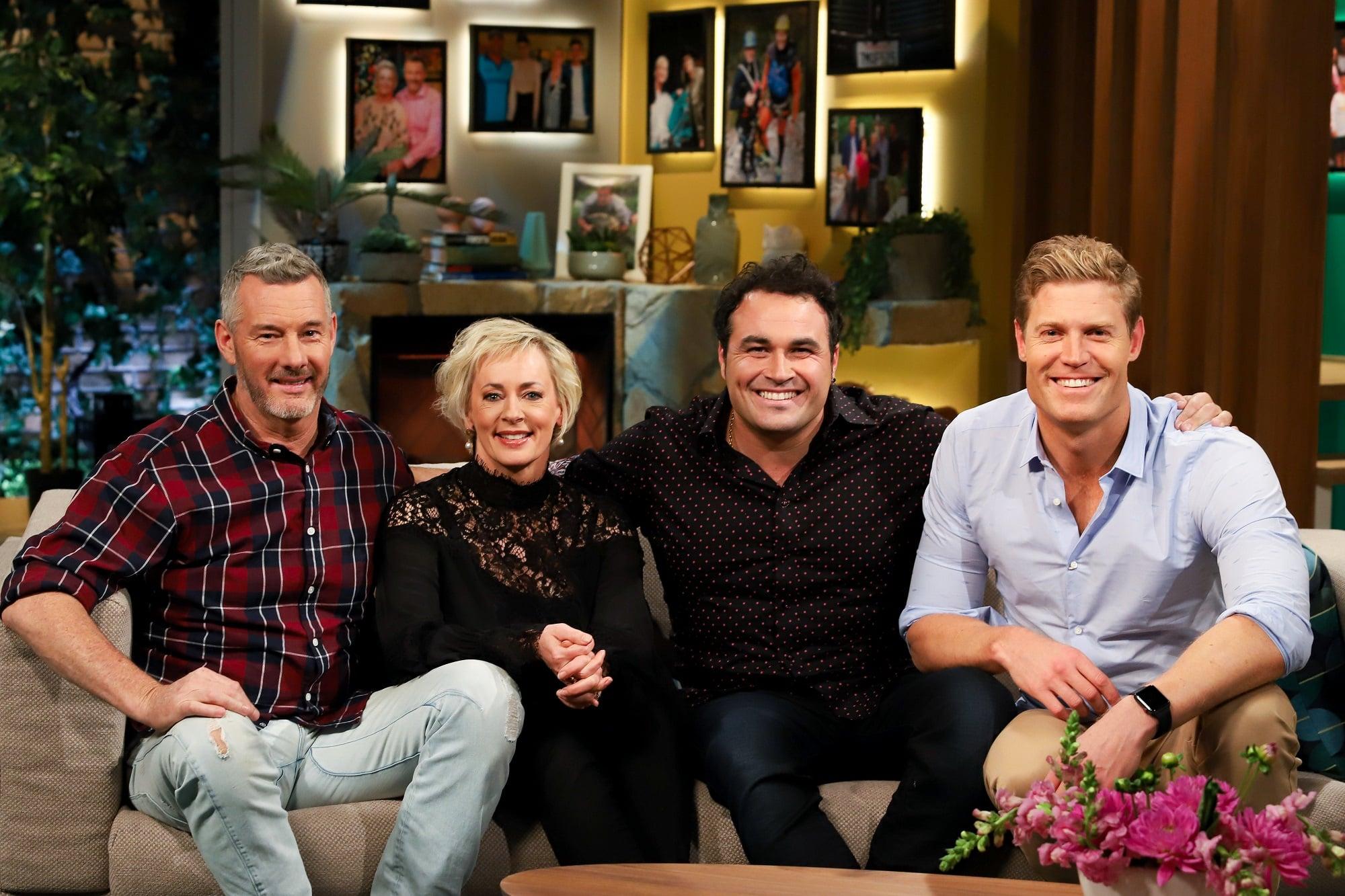 The Living Room Season 7 Episode 22, Courtesy Of Network Ten