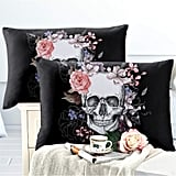 Jarson 2-Piece Girls Sugar Skull Pillowcase