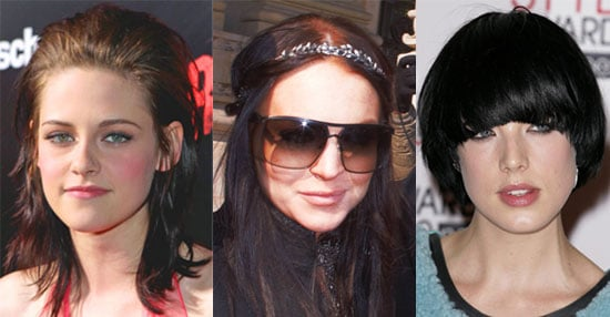 Naturally Light-Haired Celebrities Who Dye Their Hair Dark