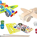 MasterPieces Paint Your Own Airplane ($16)