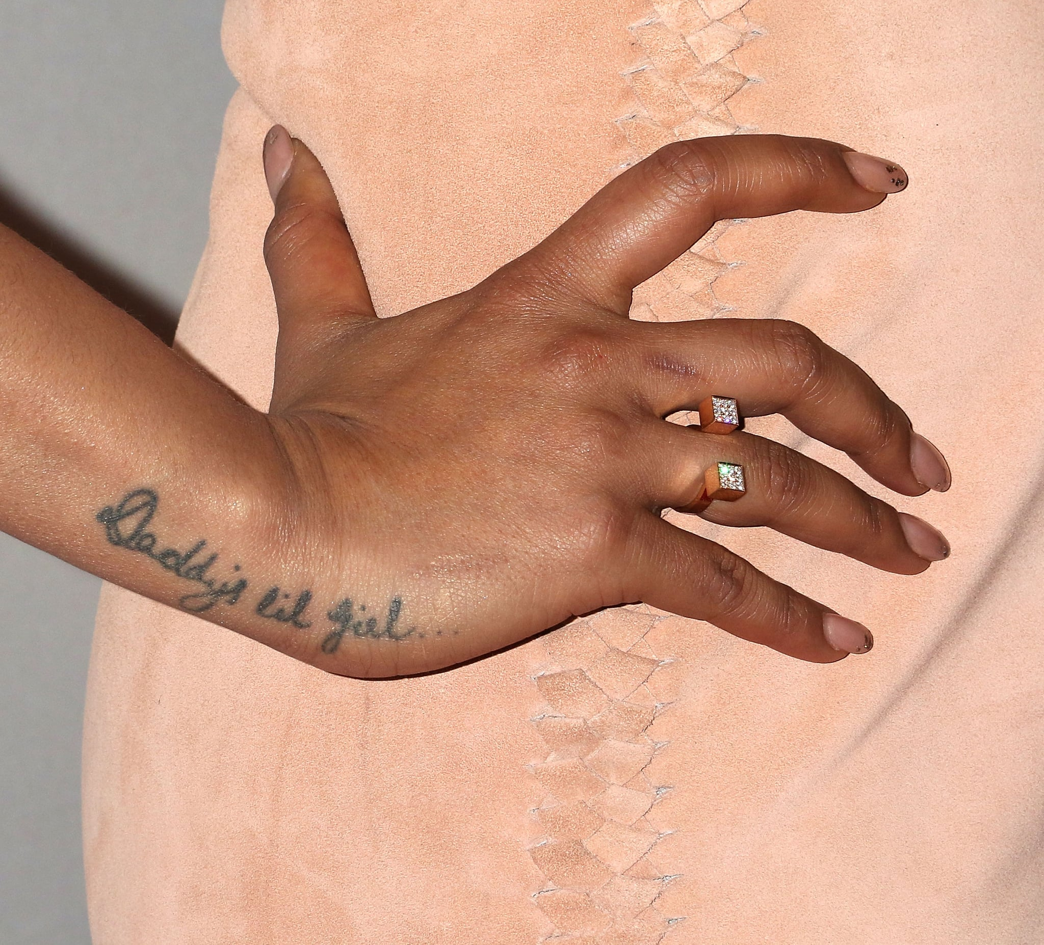 The Meaning Behind Priyanka Chopra Jonas S Wrist Tattoo Popsugar Beauty Please feel free to read what others say about this name and to share your comments if you have. the meaning behind priyanka chopra