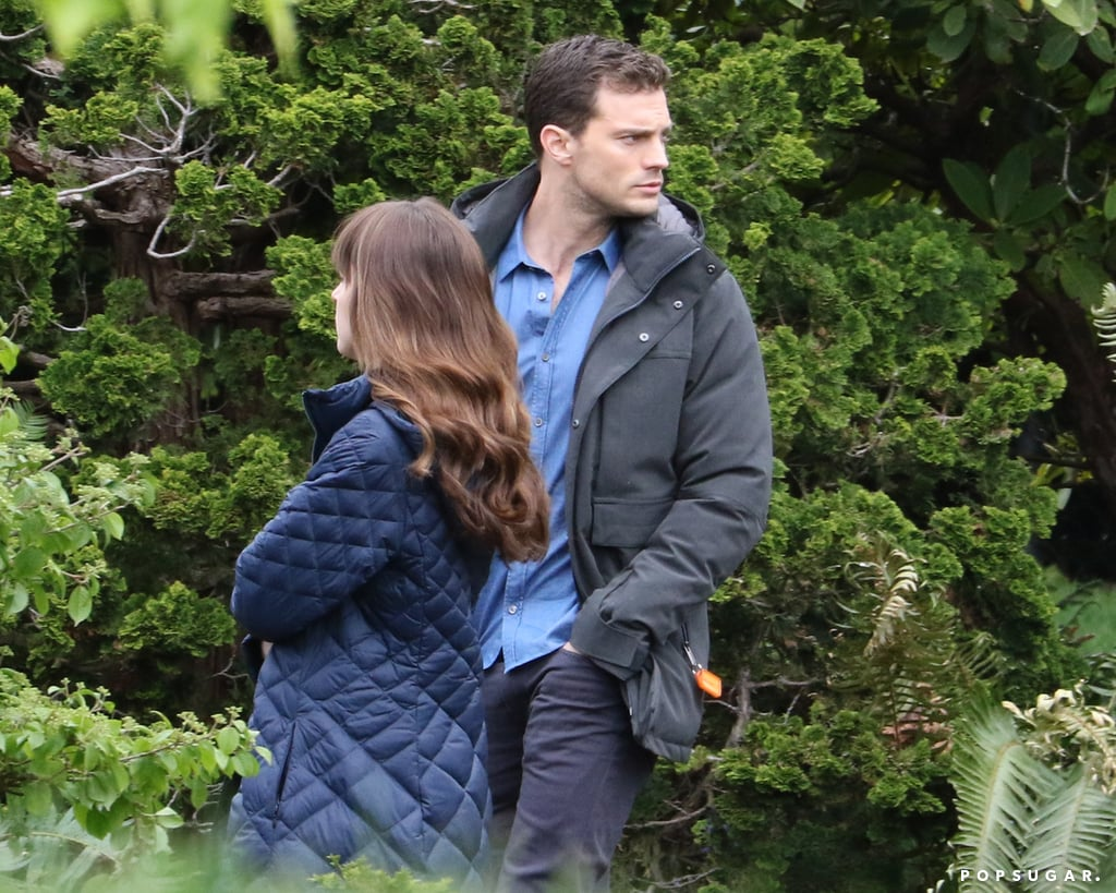 Now, onto the set of Fifty Shades Darker.