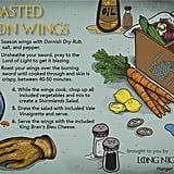 "Game of Thrones ""Fire-Roasted Dragon Wings"""