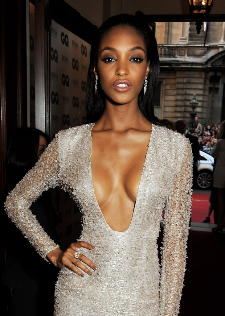 Her . . . Décolletage Is Amazing