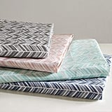 Madison Park Essentials Chevron Sheet Set